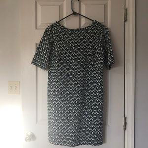 Patterned Banana Republic Dress (New with Tags)